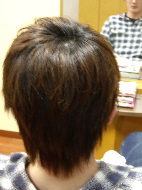 縮毛矯正2