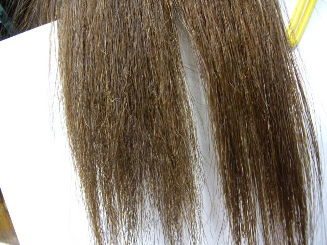 ビビリ毛修復